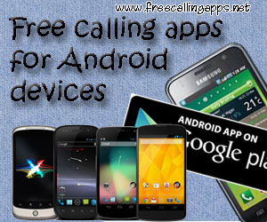 calling apps for Android