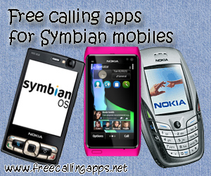 Free calling apps for Symbian mobile  - Free calling apps