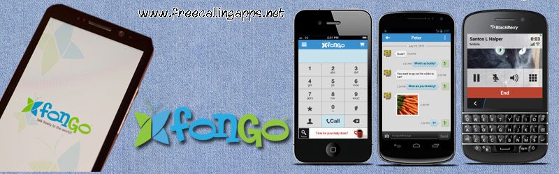 Make free calls to Canada with Fongo app  - Free calling apps