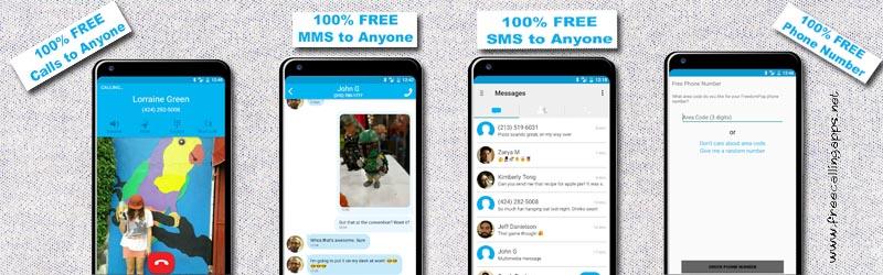 freedompop free calling app