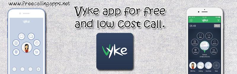 Vyke app