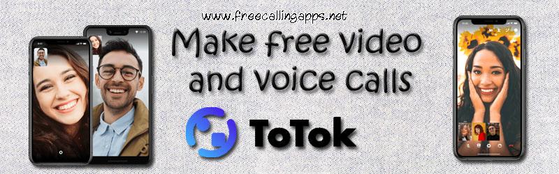 Totok app