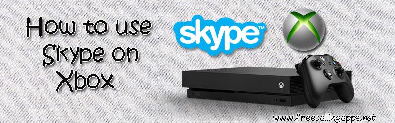 skype on xbox