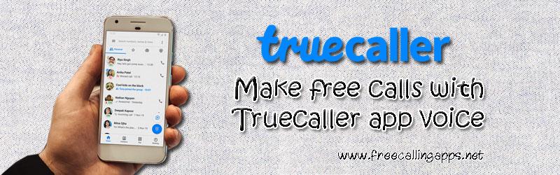 truecaller voice